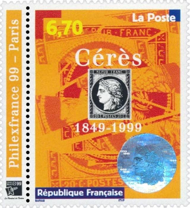 Reforme Postale De 1849 Et Premier Timbre Poste En