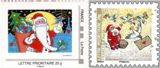 Faut Il Un Timbre Pour La Lettre Au Pere Noel.Histoire Du Pere Noel