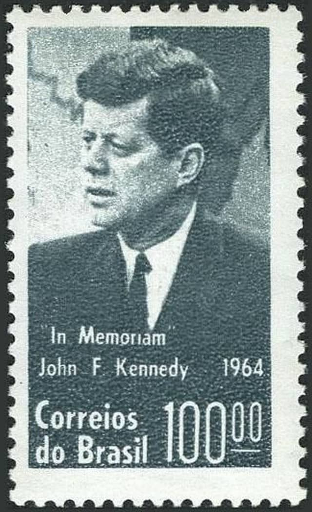 Timbre - In memoriam JFK.