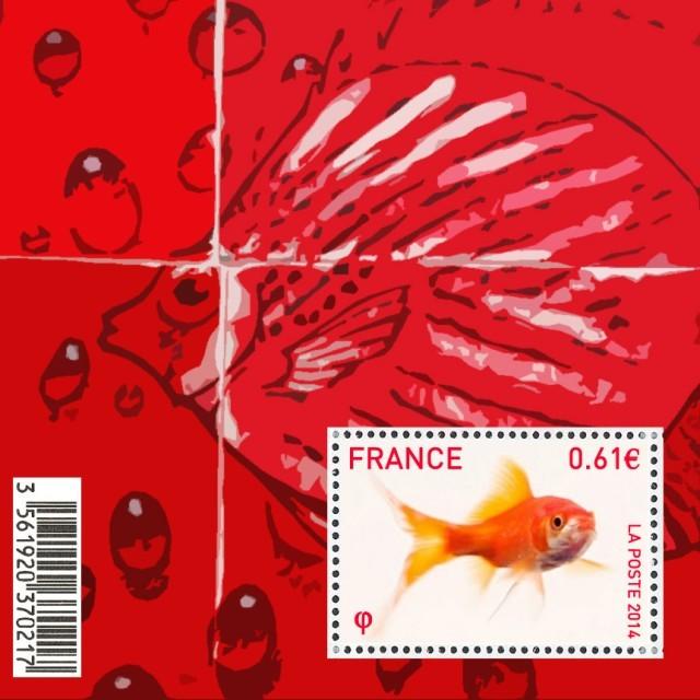 La poste a de la suite dans les id es for Tarif poisson rouge