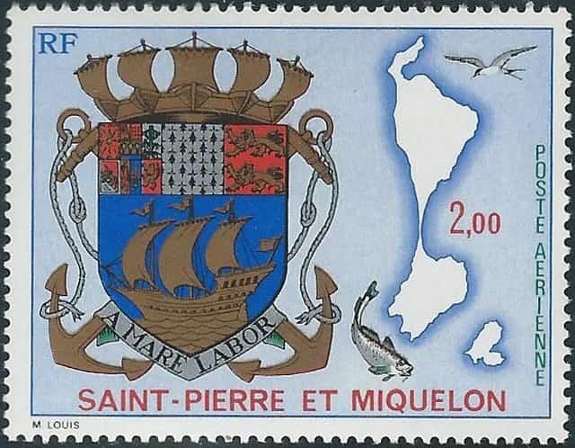 Saint-Pierre et Miquelon.