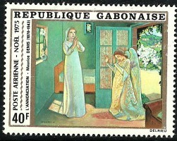 12-timbre-annonciation-maurice-denis