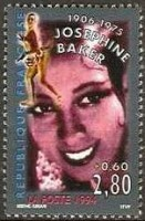 Timbre Josephine Baker.