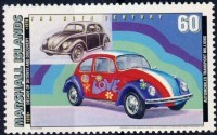 Timbre vw coccinelle.